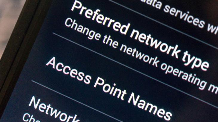 T-Mobile internet postavke APN – 3G postavke T-Mobile Android