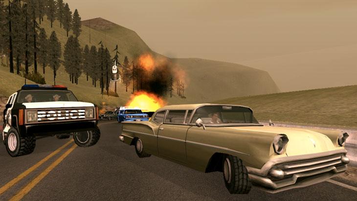 Najbolje šifre za GTA San Andreas – Koje su šifre za GTA San Andreas