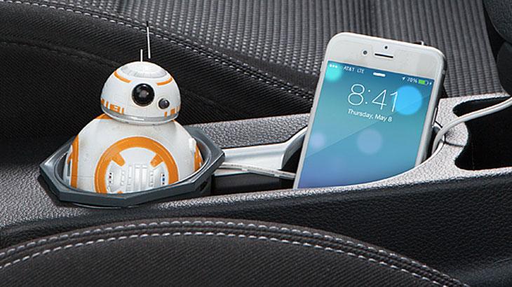 Gadget koji morate imati: Star Wars BB-8 USB auto punjač