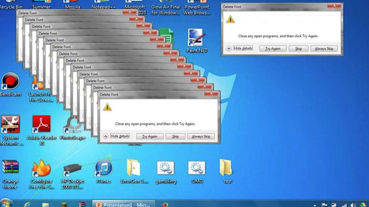 Zasto se ruše Windowsi – kako popraviti Windows
