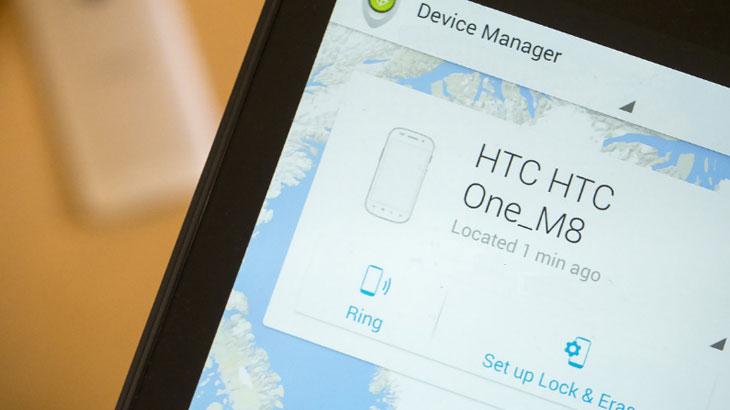 Kako pronaći izgubljeni Android telefon
