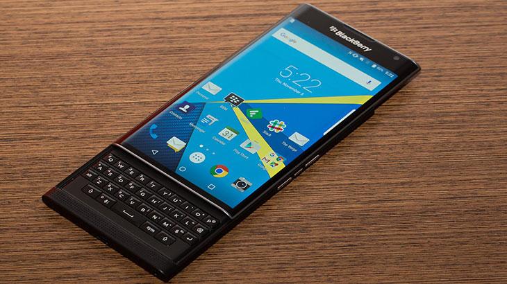 BlackBerry: Ne odustajemo od fizičkih tipkovnica