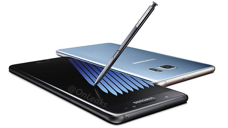 FOTO: Ovako će izgledati Samsung Galaxy Note 7
