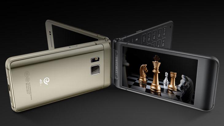Samsung Veyron – preklopni telefon s fizičkim tipkama koji 'puca' od snage