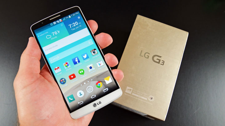 Kako vratiti LG mobitel na tvorničke postavke