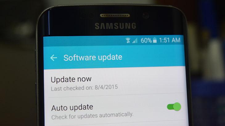 Nova verzija Androida: Nadogradnja softvera za Samsung mobitele