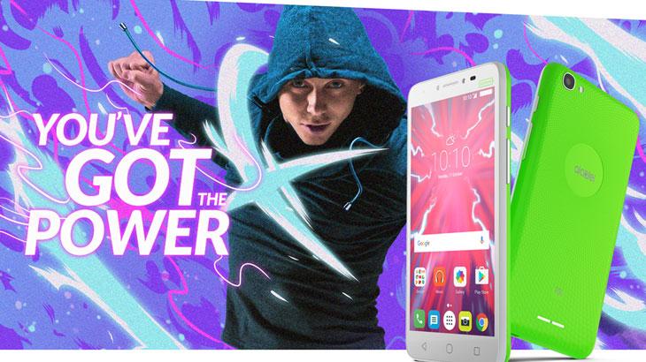 Alcatel Pixi 4 Plus Power dolazi s ogromnom 5,000 mAh baterijom
