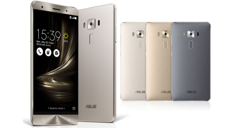 U prodaji Asus ZenFone 3 Deluxe s Snapdragon 821 SoC-om