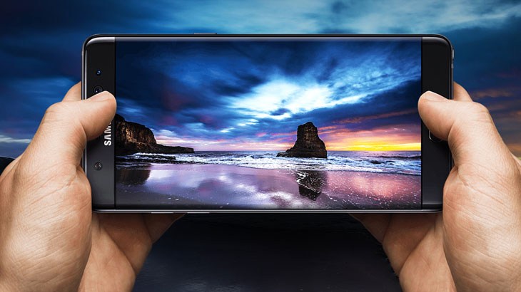 Zamjenski Galaxy Note 7 ima problema s pregrijavanjem
