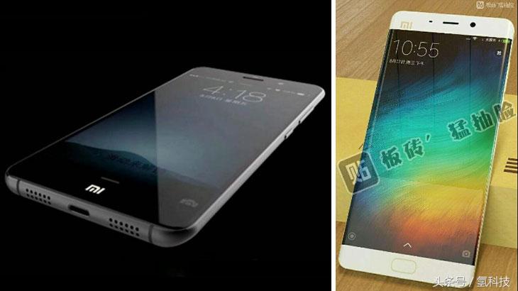 Xiaomi Mi Note 2 će biti dostupan u dvije verzije, prodaja kreće u studenome