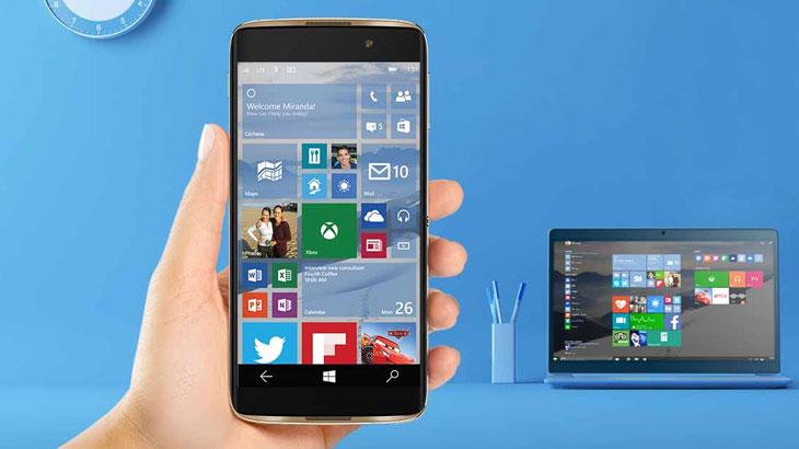 Alcatel Idol 4S s Windows 10 Mobile napokon stiže i u Europu