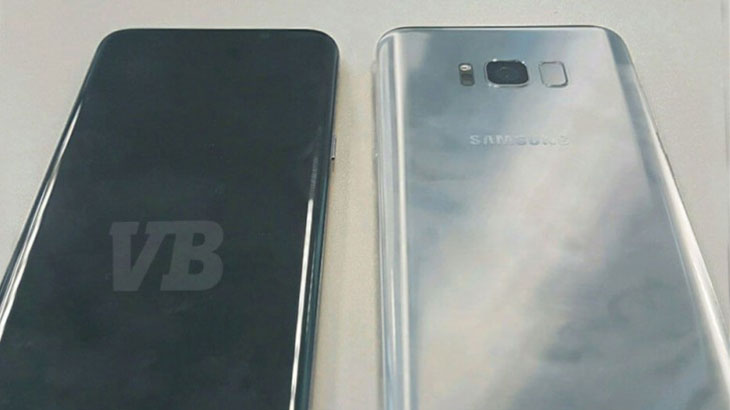 Pojavile se fotografije koje otkrivaju izgled Samsung Galaxy S8 flagshipa