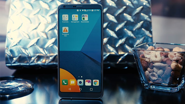 LG predstavio G6, evo što je poboljšano u odnosu na prethodnika