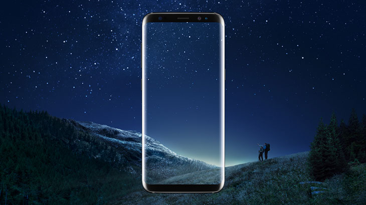 Samsung Galaxy S8 pozadine (wallpapers HD)